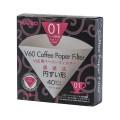 Hario - papírové filtry do dripu V60-01 (40 ks)