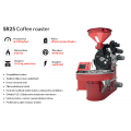 Plynová pražička COFFED  SR 25  na 25 kg zelené kávy