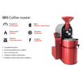 Plynová pražička COFFED  SR 5 na 5 kg zelené kávy