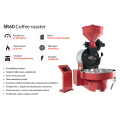 Plynová pražička COFFED  SR 60  na 60  kg zelené kávy