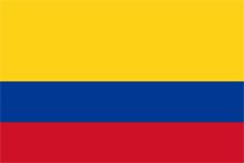 Kolumbie - vlajka