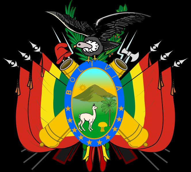 Bolívie - znak země